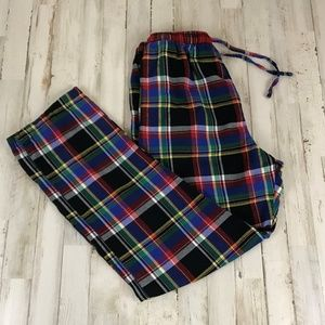 Polo Ralph Lauren Mens Sleep Lounge Pants S Red